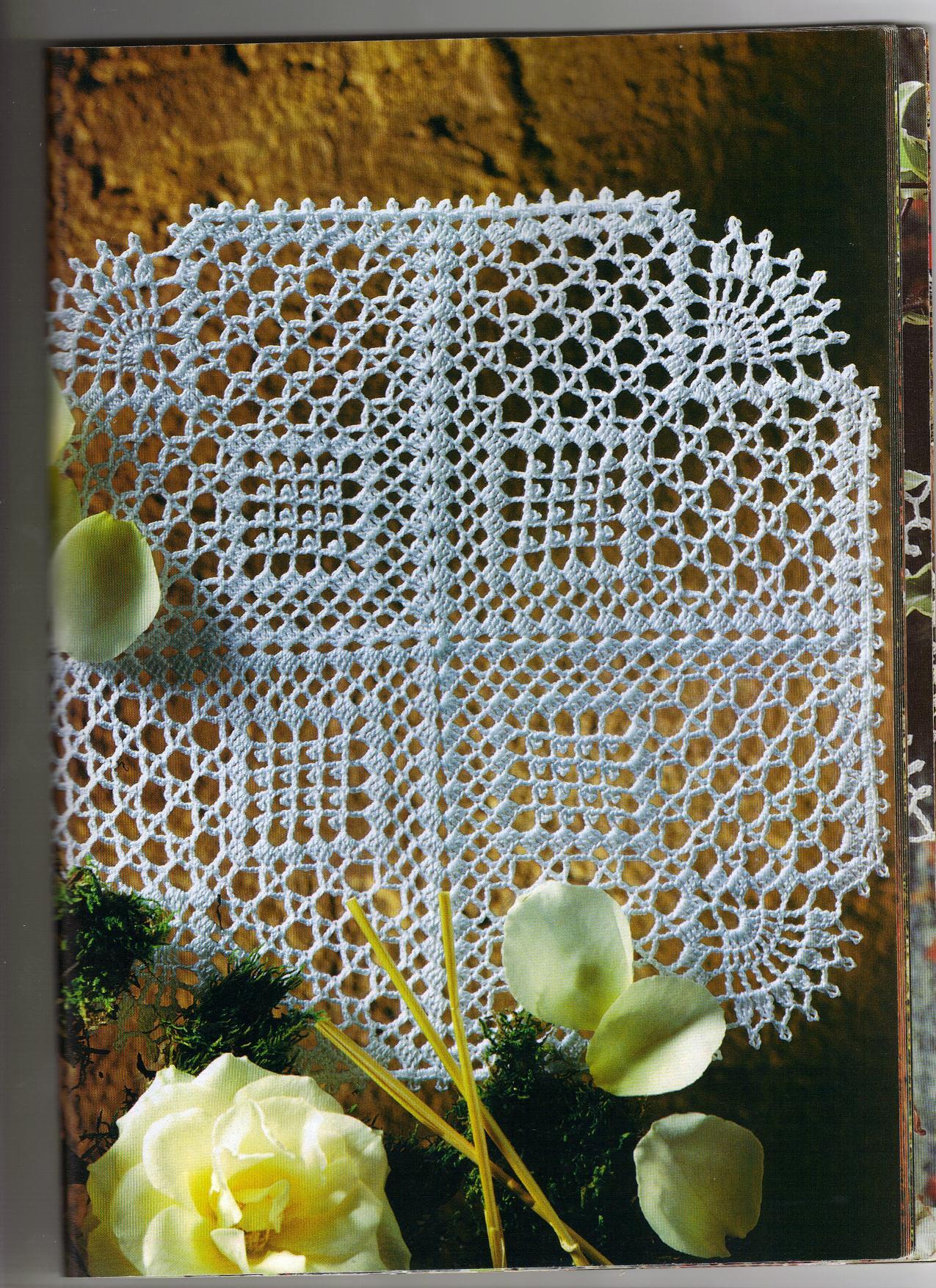 Crochet plaisir mod le gratuit le blog des dames - Modeles de rideaux au crochet gratuits ...